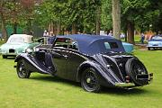 Rolls-Royce 20-25 1932 Graber Cabriolet rear