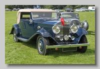 Rolls-Royce 20-25 1933 GN frontn