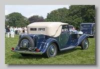 Rolls-Royce 20-25 1933 GN rear