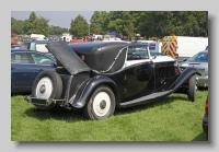 Rolls-Royce 20-25 1933 GN rearb