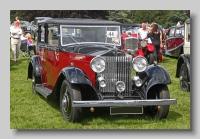 Rolls-Royce 20-25 1933 TM Sedanaca front