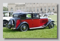 Rolls-Royce 20-25 1933 TM Sedanaca rear