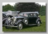 Rolls-Royce 20-25 1934 PW front
