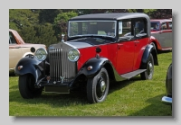 Rolls-Royce 20-25 1934 front Park Ward 4-light