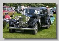 Rolls-Royce 20-25 1934 front Park Ward