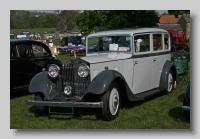 Rolls-Royce 20-25 1934 front