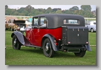 Rolls-Royce 20-25 1934 rear Park Ward 4-light