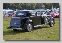 Rolls-Royce 20-25 1934 rear Park Ward