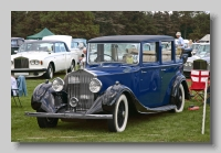 Rolls-Royce 25-30 1936 HJM Sedanca
