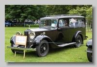 Rolls-Royce 25-30 1936 Hearse front
