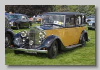 Rolls-Royce 25-30 1936 Landaulette front