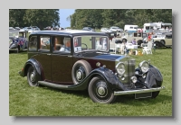 Rolls-Royce 25-30 1937 Rippon front