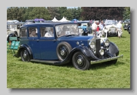 Rolls-Royce 25-30 1937 Rippon frontb