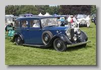 Rolls-Royce 25-30 1937 Rippon frontb