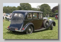Rolls-Royce 25-30 1937 Rippon rear