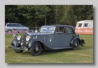 Rolls-Royce 25-30 1937 TM front