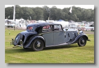 Rolls-Royce 25-30 1937 TM rear