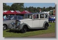 Rolls-Royce 25-30 ME front