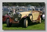 Rolls-Royce Phantom II 1929 Wilkinson Tourer