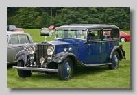 Rolls-Royce Phantom II 1933 PW Limousine