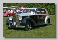 Rolls-Royce Silver Wraith 1946 PW front