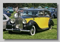 Rolls-Royce Silver Wraith 1947 front FW