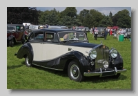 Rolls-Royce Silver Wraith 1952 Rippon front