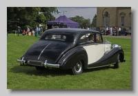 Rolls-Royce Silver Wraith 1952 Rippon rear
