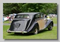 Rolls-Royce Silver Wraith 1953 rear Hooper