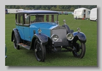 Rolls-Royce Twenty 1926 front