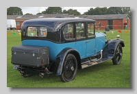 Rolls-Royce Twenty 1926 rear