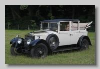 Rolls-Royce Twenty 1927 PW Landaulette open