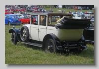 Rolls-Royce Twenty 1927 PW Landaulette rear