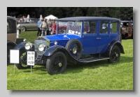 Rolls-Royce Twenty 1928 PW front