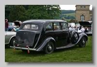 Rolls-Royce Wraith 1938 PW rear
