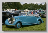 Rolls-Royce Wraith 1939 JY front