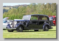 Rolls-Royce Wraith 1939 Rippon Limousine front