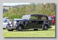 Rolls-Royce Wraith 1939 Rippon Limousine front