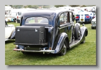 Rolls-Royce Wraith 1939 Rippon Limousine rear