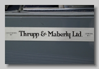 Thrupp and Maberly
