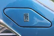 aa Rolls-Royce Camargue 1985 badge