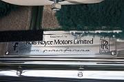 aa Rolls-Royce Camargue plate