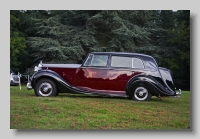 s_Rolls-Royce Silver Wraith 1949 Mulliner Sedanca side
