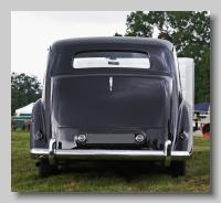 t_Rolls-Royce Silver Wraith 1949 Mulliner Sedanca tail