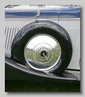 w_Rolls-Royce Phantom II Barker Sedanaca Deville wheel