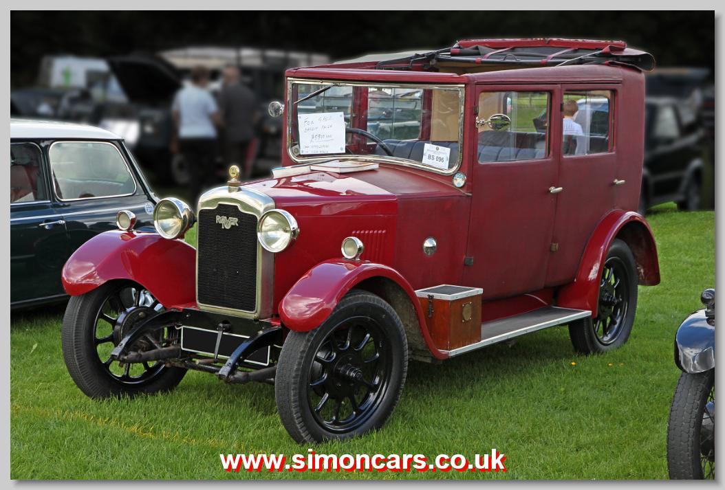 Simon Cars Weymann Coachwork