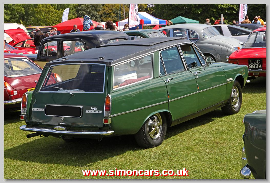 Simon Cars - Panelcraft - Coachbuilders on British Classic Cars ...