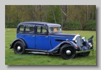 Rover 10 front 1935