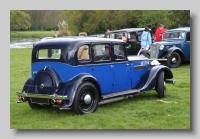 Rover 10 rear 1935