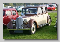 Rover 12 Saloon front